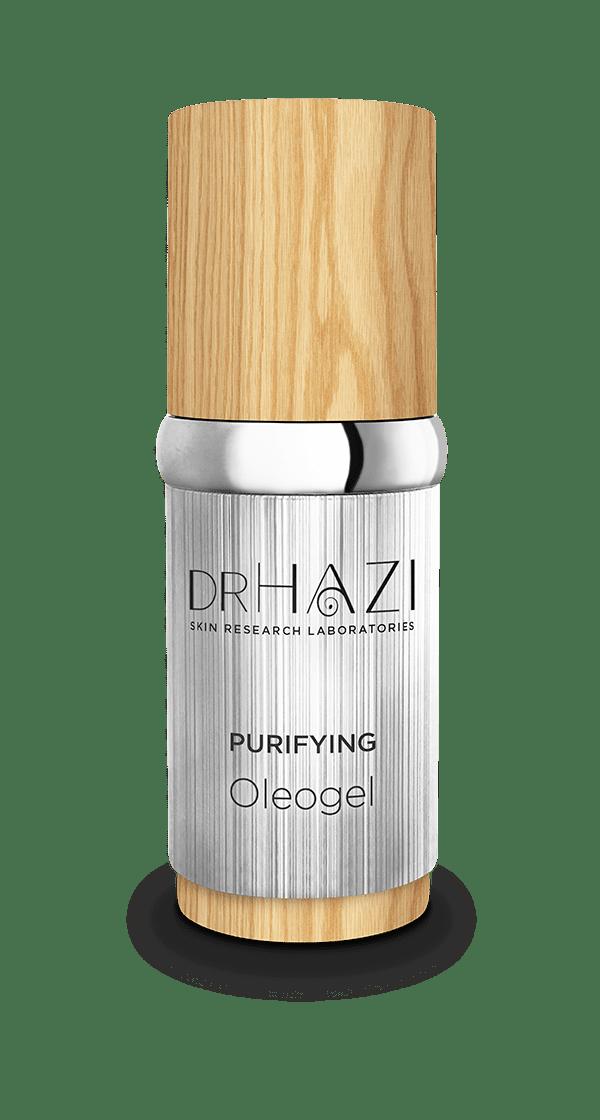 PURIFYING - Unreine Haut richtig Pflegen Intensives Oleogel gegen unreine Haut
