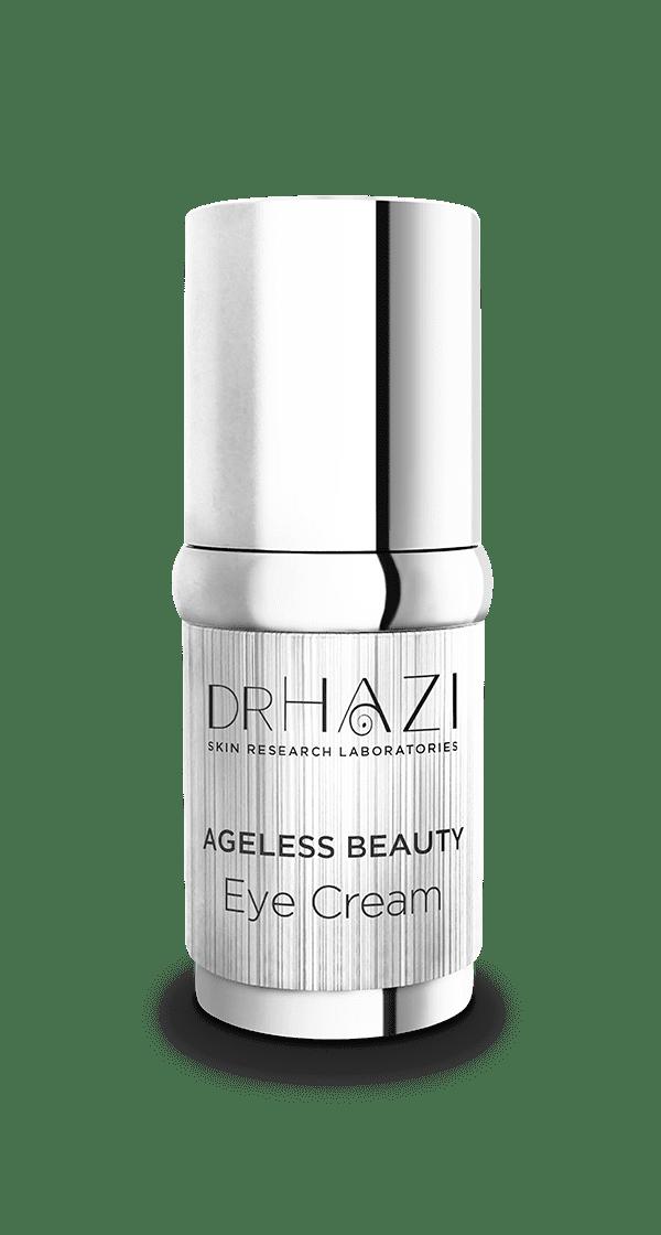 Hyperpigmentierte Haut Verjüngungspflege with Nanopeptiden AGELESS BEAUTY Augencreme