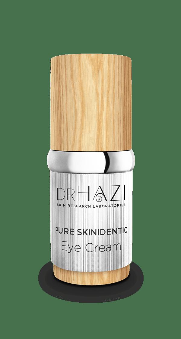 PURE - Hypersensible Hautverjüngung mit Nanopeptiden Hypoallergene High-Tech hautidentische Augencreme