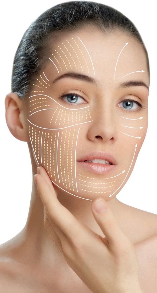 SALON TREATMENTS DRHAZI Luxus szépítő arcmegújító kúra / 8 X 120 perc